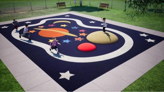 play path cosmic voyage
